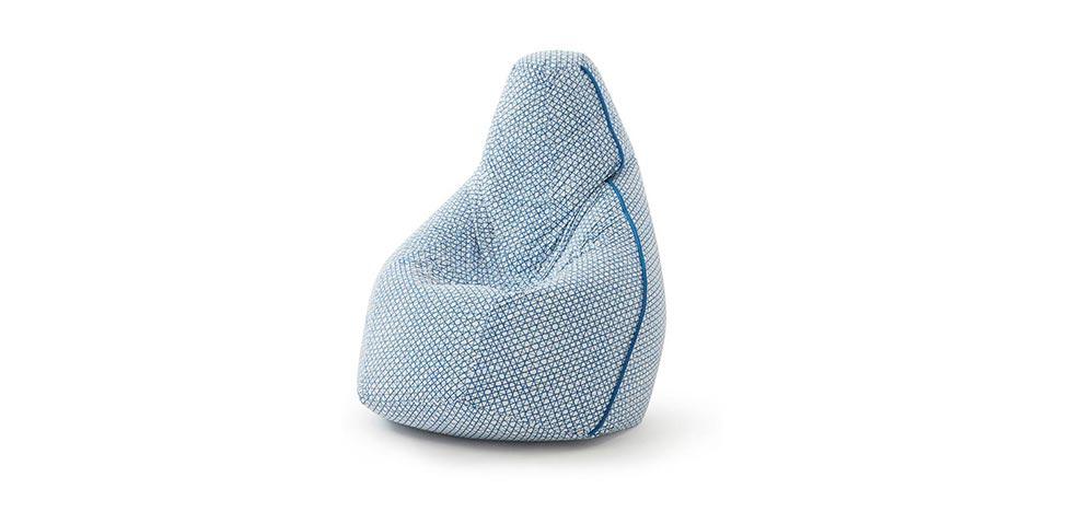 Кресло-мешок Sacco: экологичная версия