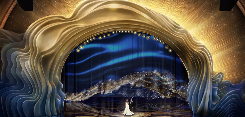 Дэвид Коринс: дизайн церемонии «Оскар»
