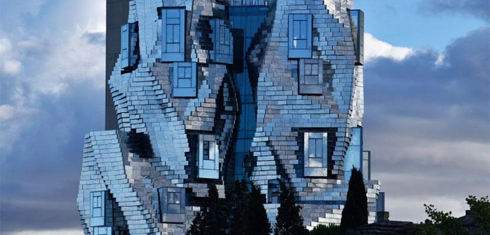 Фрэнк Гери строит арт-центр в Арле