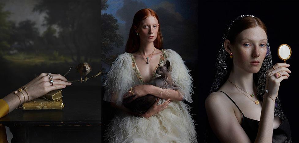 Gucci и живопись Возрождения