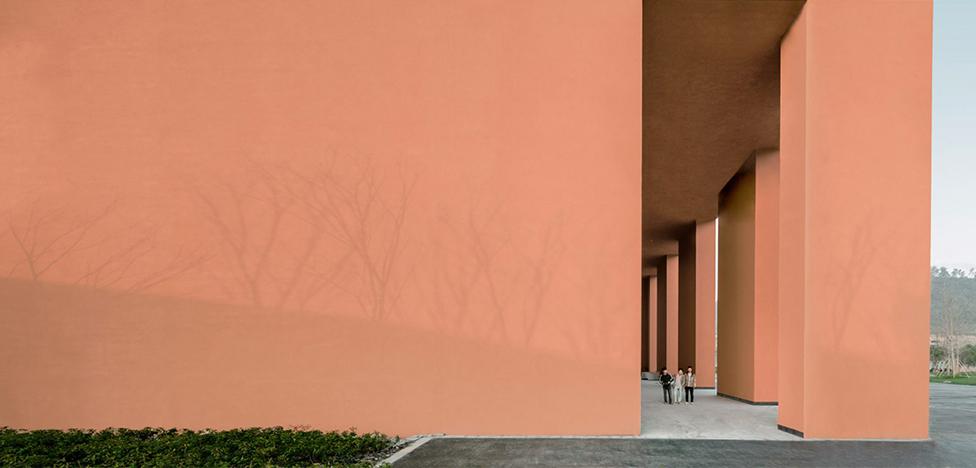 Дэвид Чипперфильд построил музей в Чжэцзяне