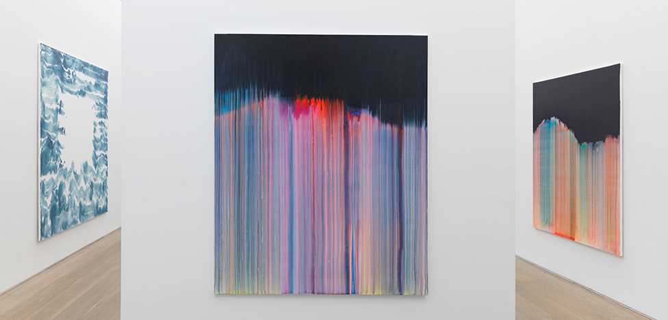 Бернар Фриз: живопись цветных полос