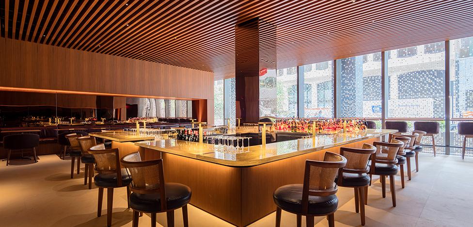 Исай Вайнфельд спроектировал ресторан Four Seasons в Нью-Йорке