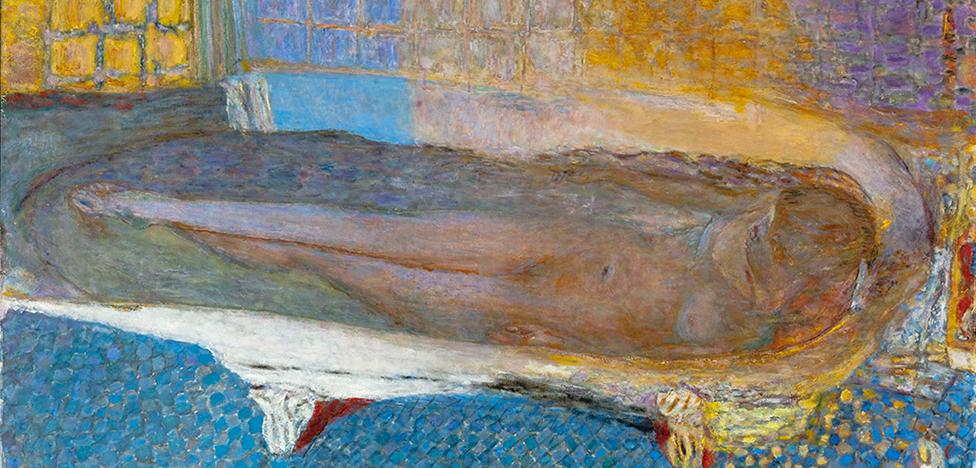 Живопись Боннара на выставке в Tate Modern