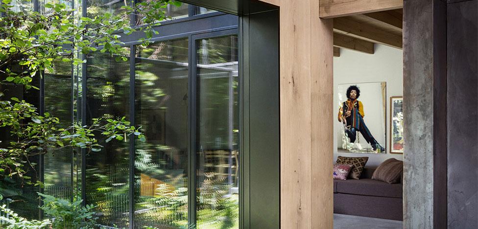 Studio David Thulstrup: дом фотографа в Копенгагене