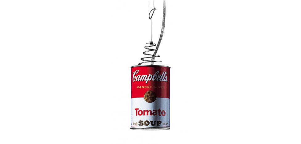 100 лет дизайна: светильник Canned Light