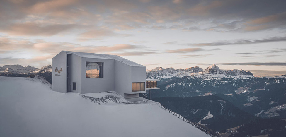 Музей фотографии открылся в Альпах