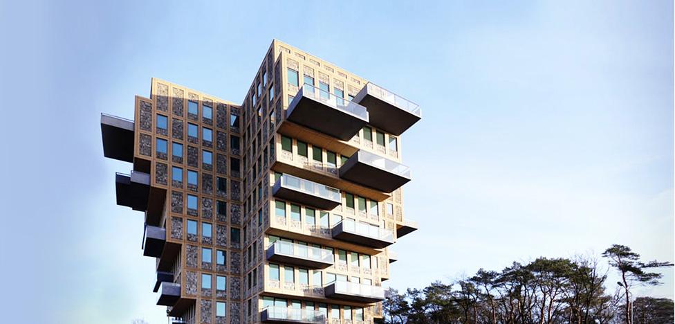 Рене ван Зюк: жилье с необычной планировкой