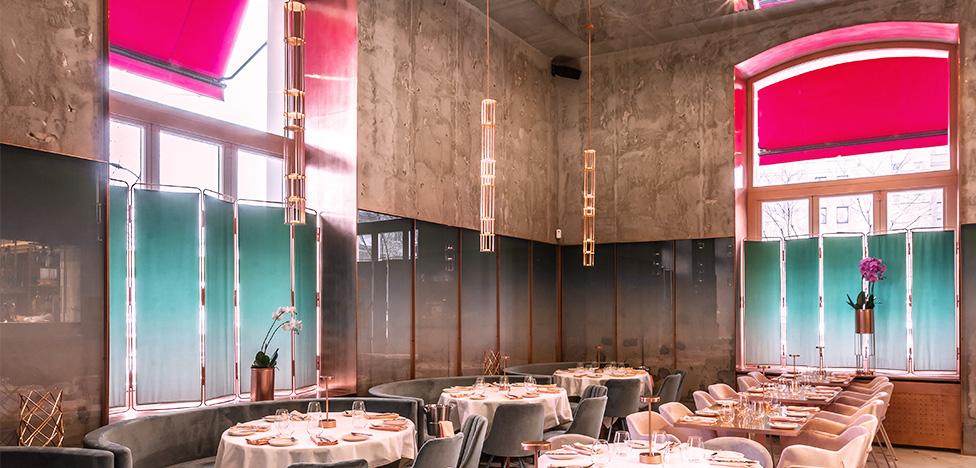 Гарри Нуриев: ресторан Pink Mama в Москве
