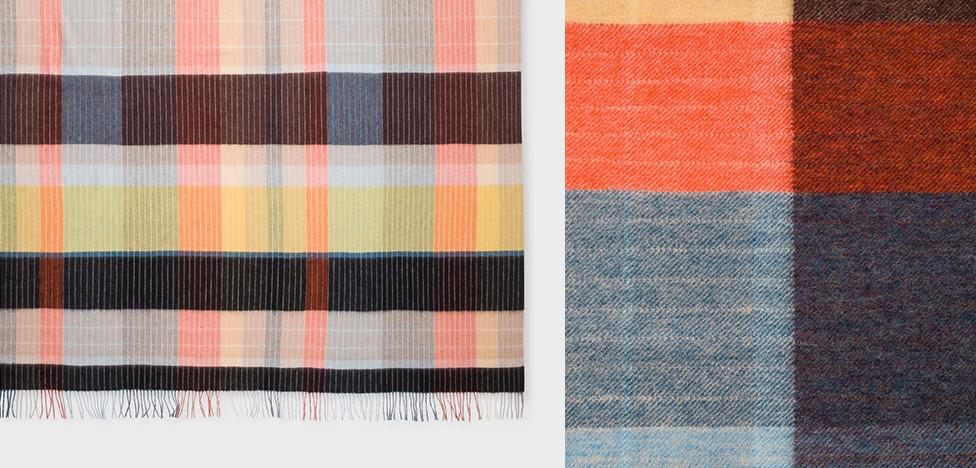 Пол Смит и Анни Альберс: мода, арт и дизайн