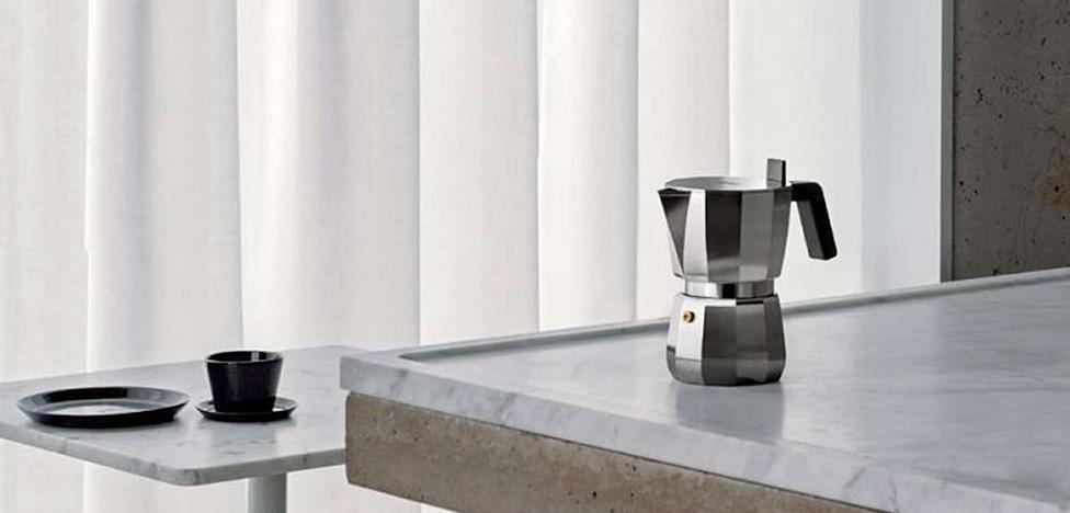 Дэвид Чипперфильд: кофеварка для Alessi