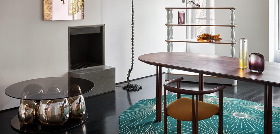 Casa Perfect: галерейный дизайн в Нью-Йорке