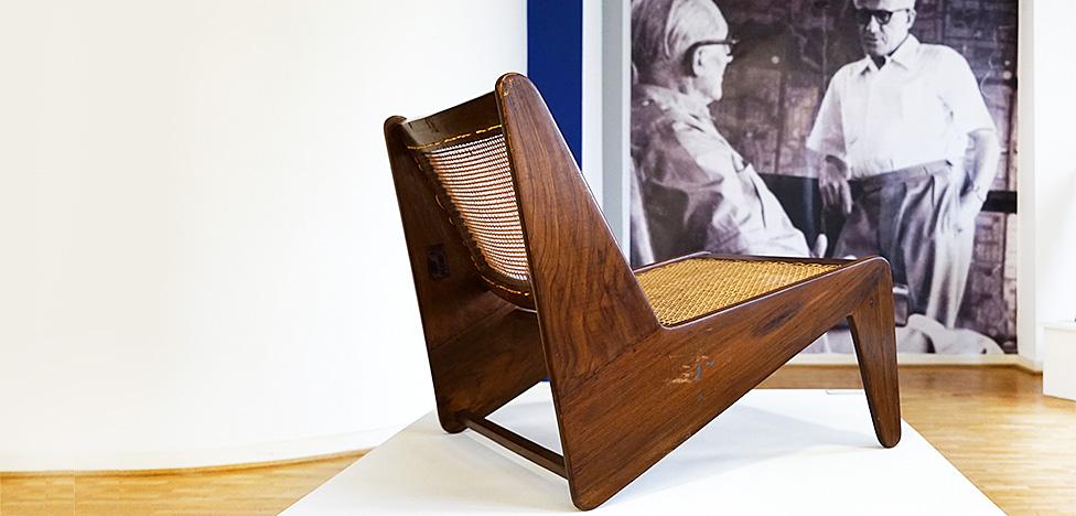 Пьер Жаннере: мебель архитектора в интерьере