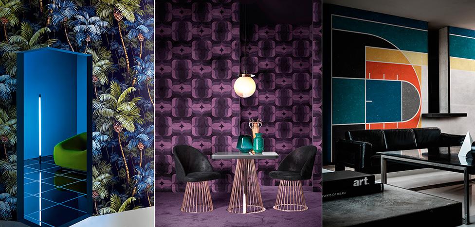 Три модные палитры 2018 от Wall&Decò