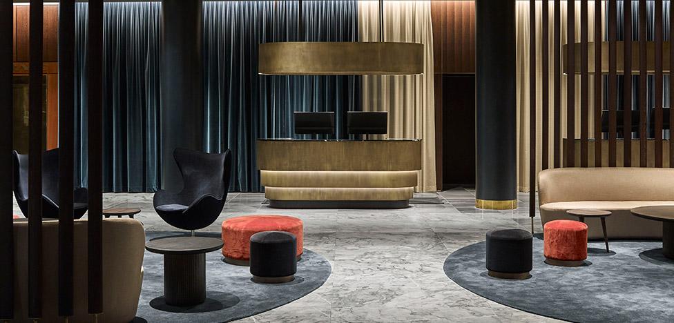 Radisson Blu Royal Hotel обновлен дизайнерами Space Copenhagen