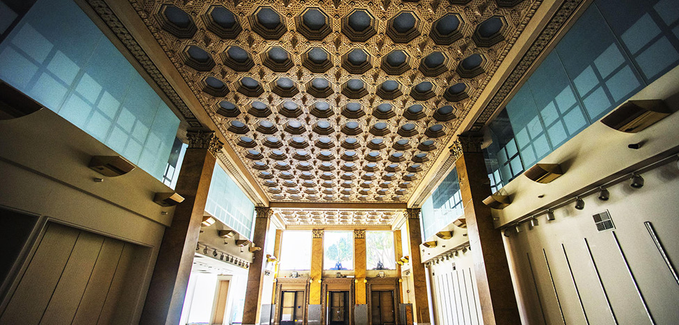 Жак Гарсиа в Лос-Анжелесе: отель в бывшем банке