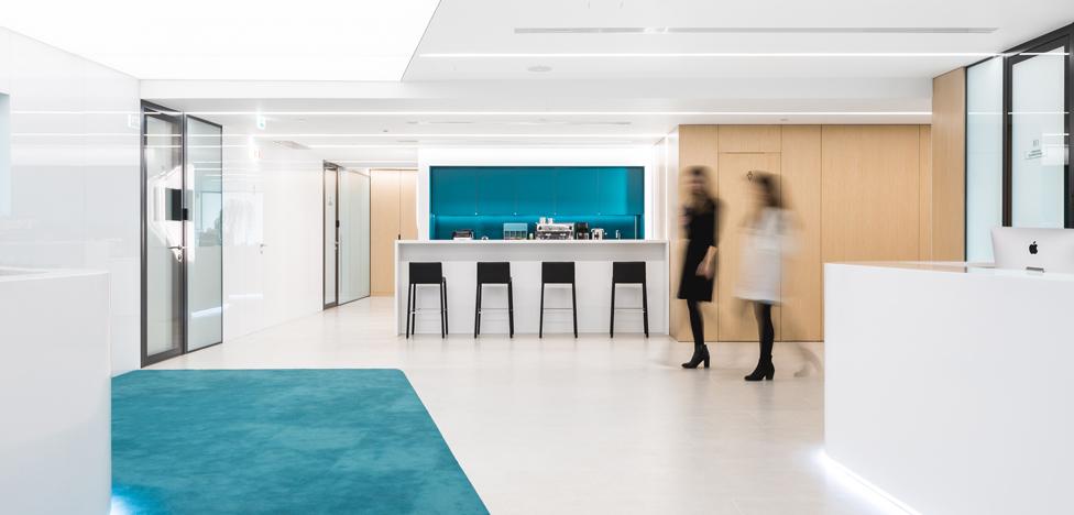 IND architects: офис компании «Сибур»