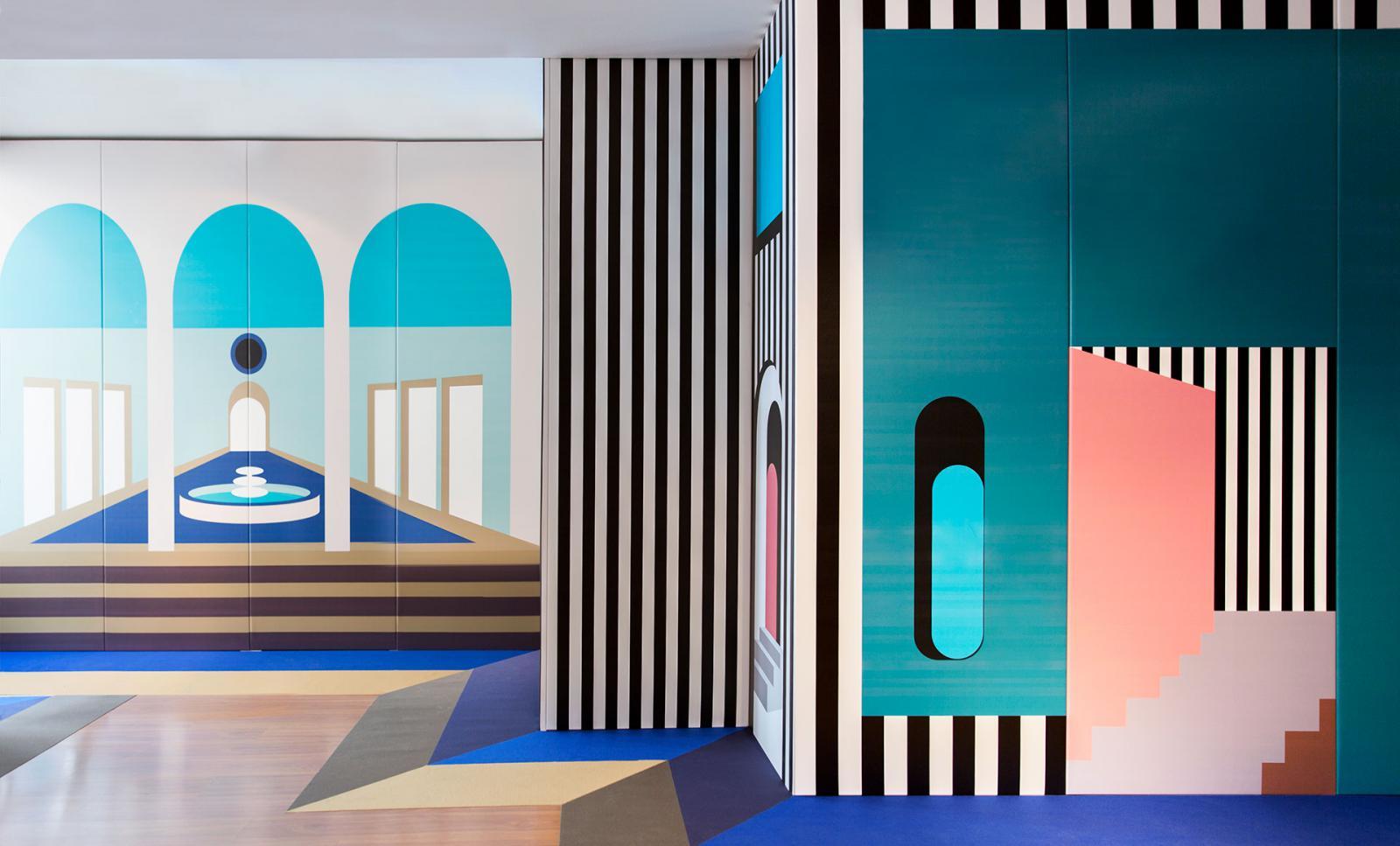Архитекторы GGSV: дворец для Serge Ferrari