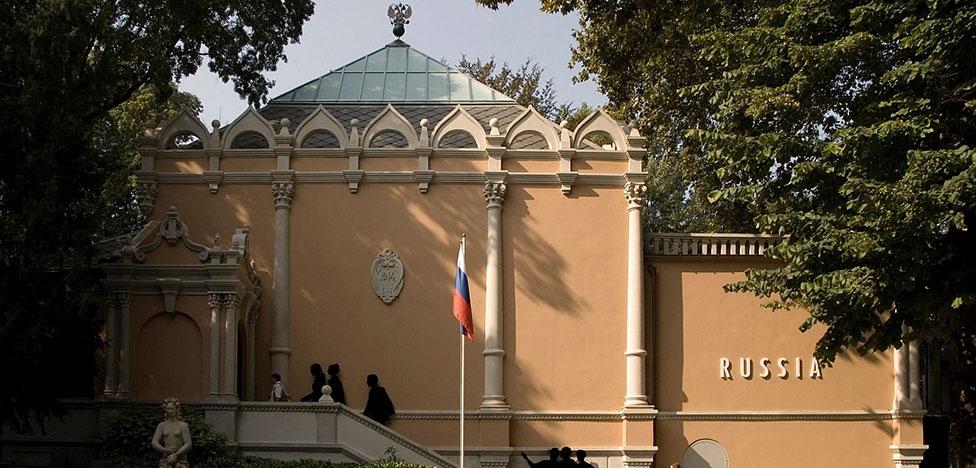 Россия на Венецианской биеннале 2018