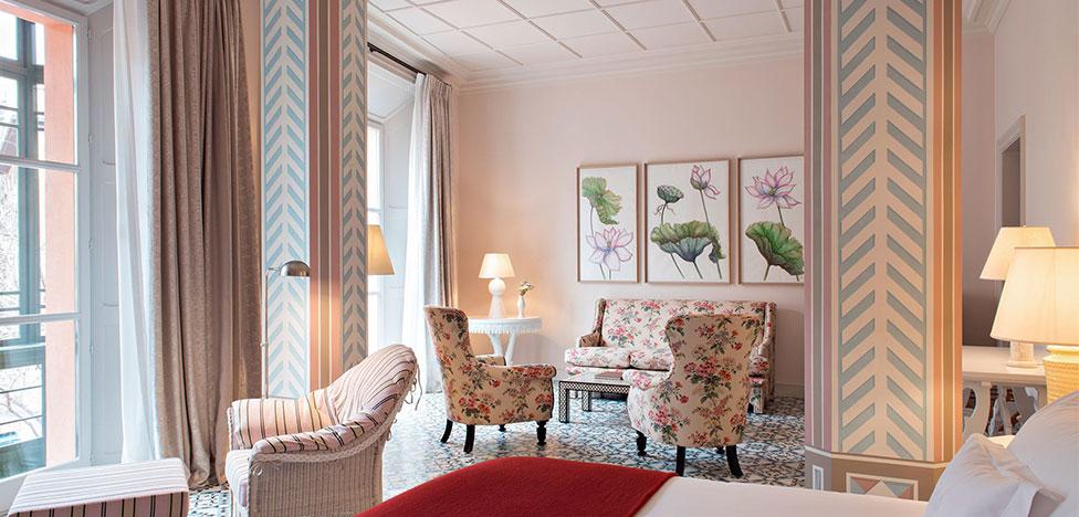 Жак Гранж оформил отель Mama на Майорке