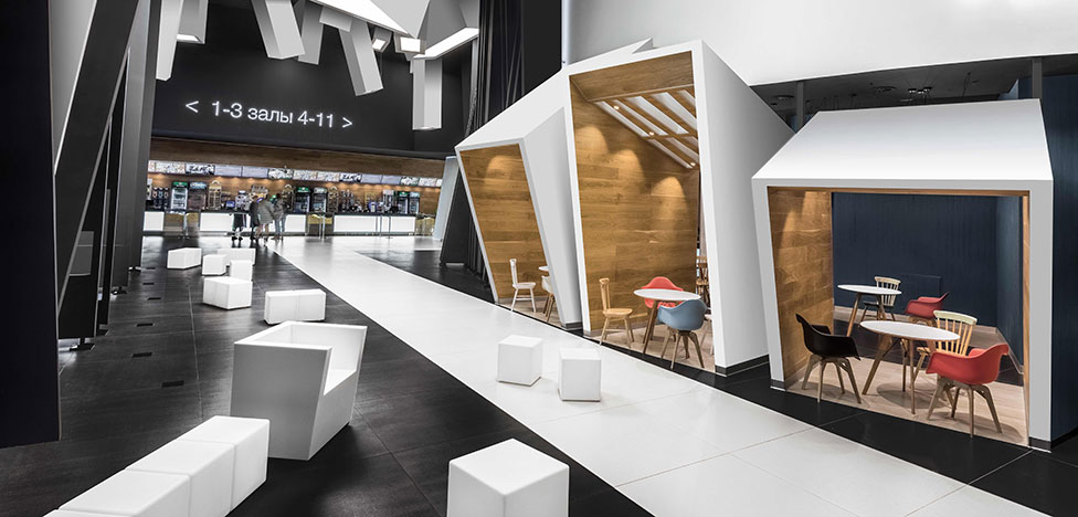 VOX Architects: архитектура развлечений