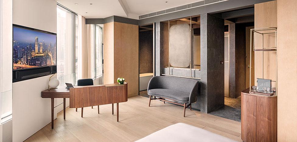Neri & Hu: отель Sukhothai в Шанхае