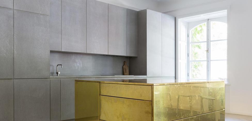 Кухня-гостиная: 20 идей для выбора материалов