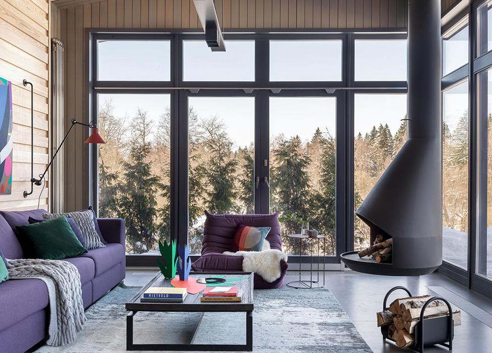 Архитектурная группа BIGO: домик для отдыха с бассейном