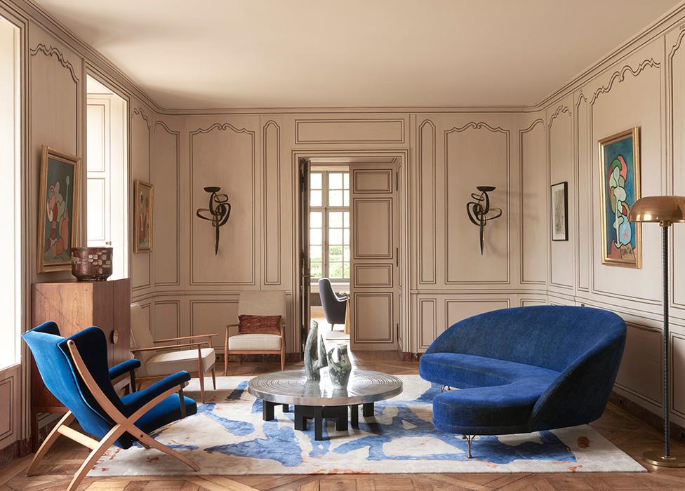 Дидье Бендерли: реконструкция французского замка