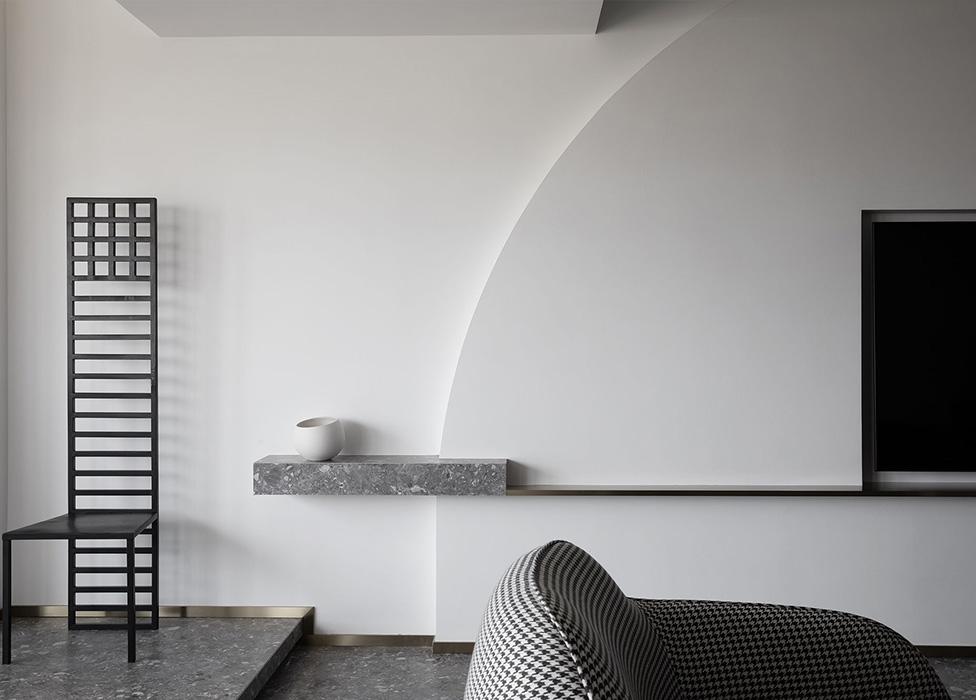 Проект Nifty Art: квартира для трех поколений китайской семьи