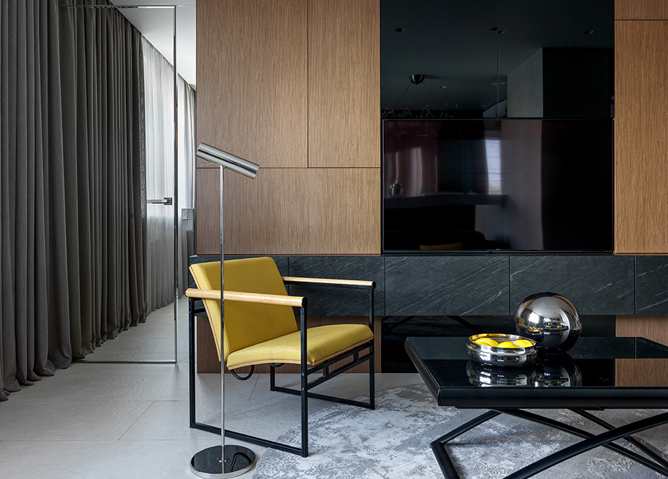 MNdesign: «экспрессивный минимализм» в Филях
