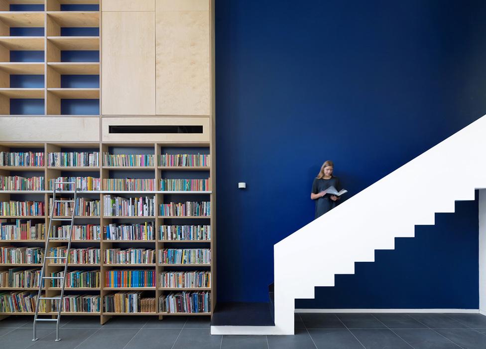 Проект Arbejazz architecture studio: реконструкция в Тель-Авиве