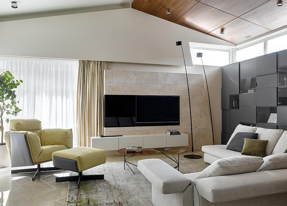 Shamsudin Kerimov Architects: легкий дом для отдыха