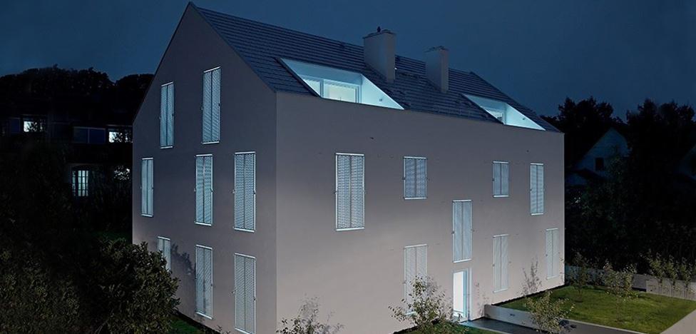 Малоквартирный люкс: проект «Am Heiligenstock» студии CHRIST.CHRIST