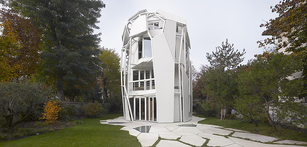 Jakob + MacFarlane: дом, который хотят снести соседи