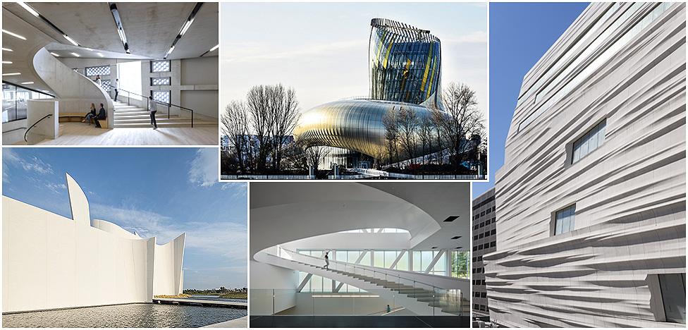 Музеи: гордость президентов и архитекторов