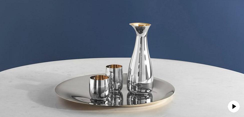 Норман Фостер x Stelton: коллекция посуды
