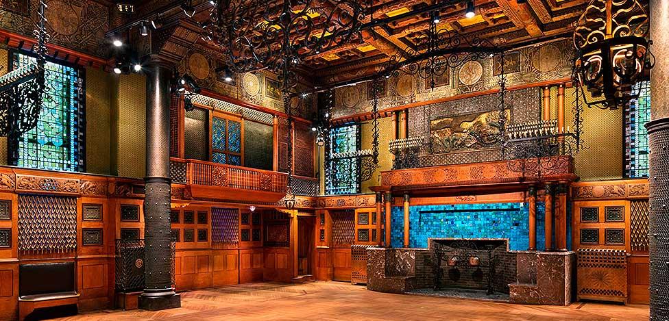 Herzog & de Meuron в Нью-Йорке: вторая жизнь шедевра Тиффани