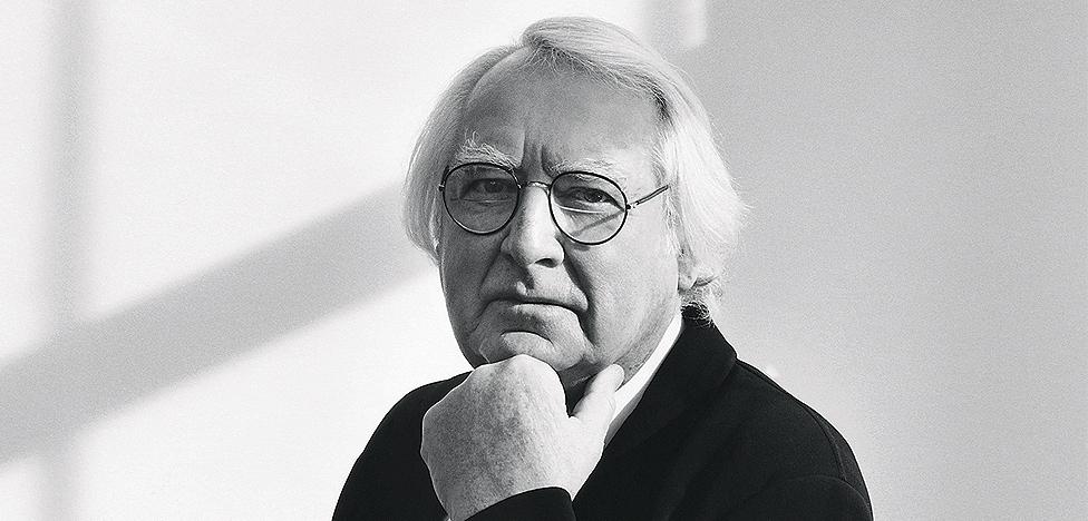 Архитектор Ричард Мейер: разум и функция