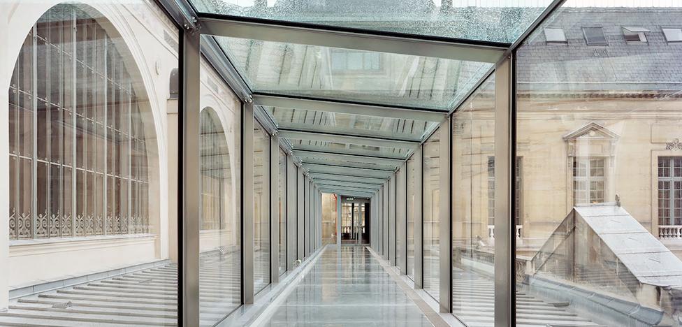 Брюно Годен и Виржини Брегаль: главная библиотека Франции