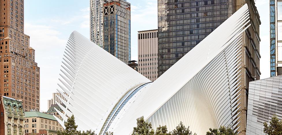 Сантьяго Калатрава (Santiago Calatrava): самая дорогая станция метро