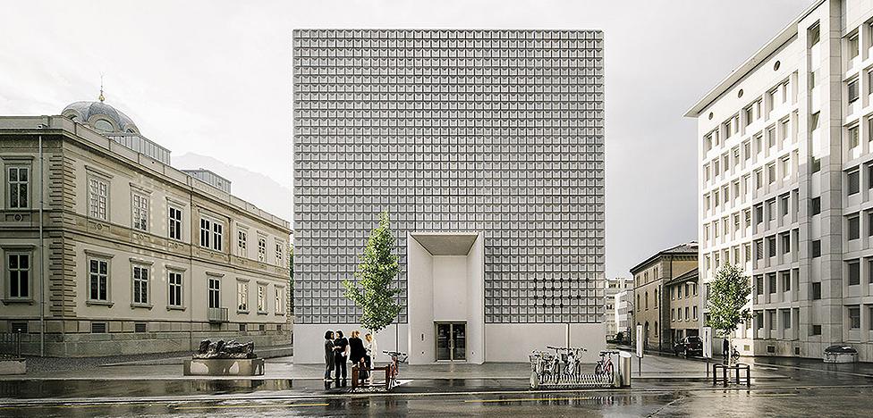 Испанцы в Швейцарии: музейный корпус от Estudio Barozzi Veiga