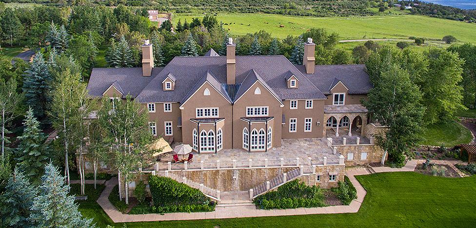 Поместье Джо Кокера выставлено на продажу: 7 миллионов за 97 га в Колорадо