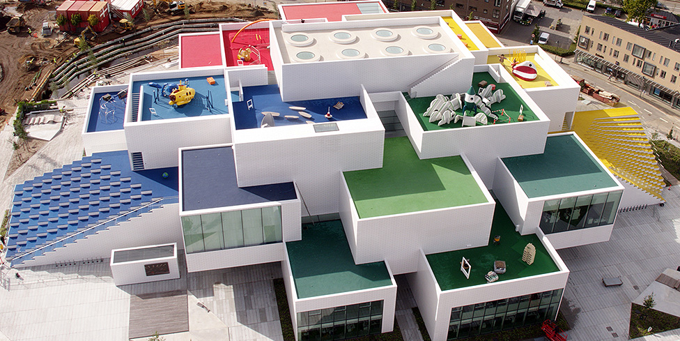 Игры в LEGO Бьярке Ингельса