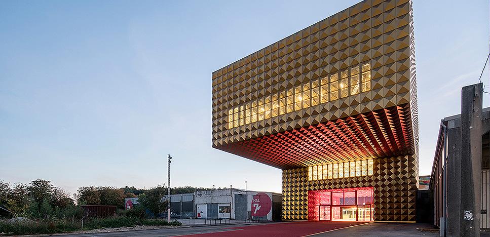 Ragnarock museum в Дании: золотая и гламурная культура рока