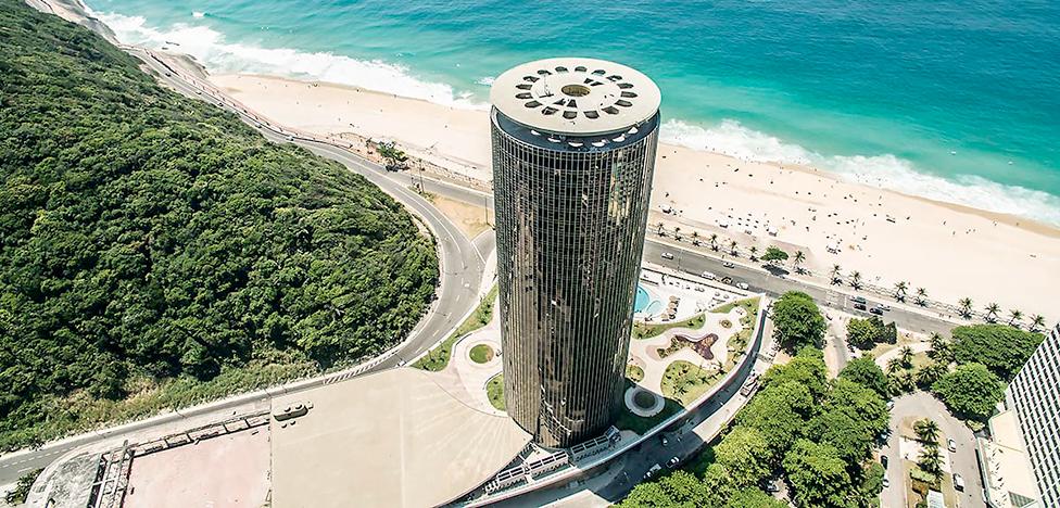 Оскар Нимейер: возрожденный отель в Рио-де-Жанейро
