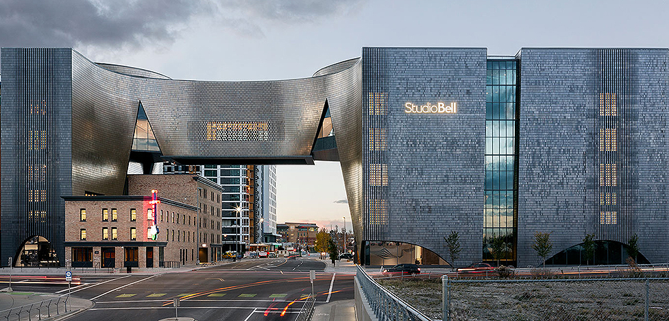 Allied Works Architecture: канадский национальный центр музыки