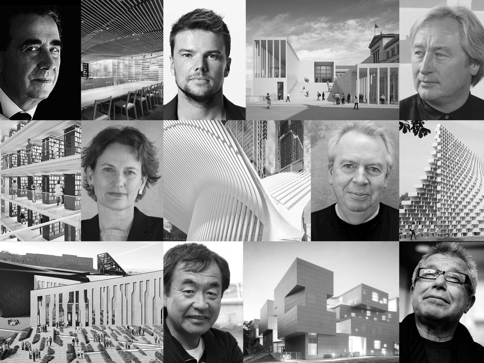 Кто получит премию Притцкера в 2017?