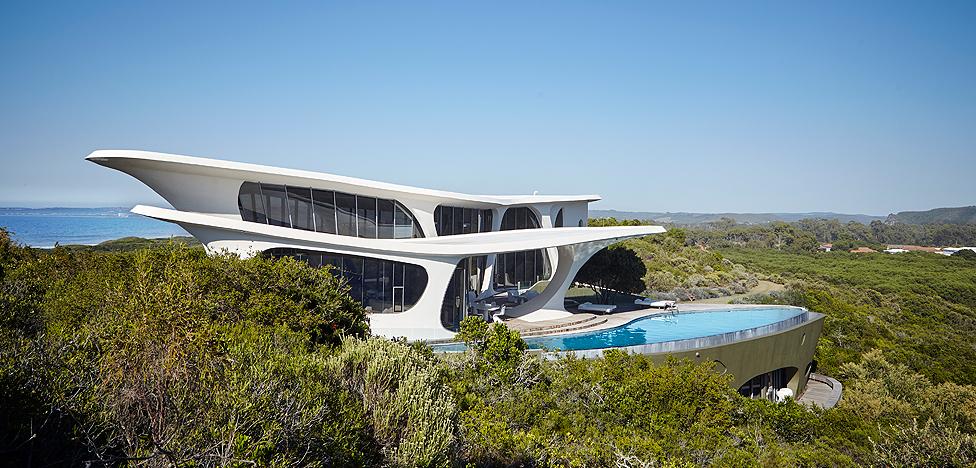 Космическая одиссея Silvio Rech + Lesley Carstens Architects