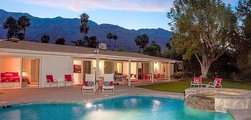 На продажу: летний дом Уолта Диснея в Палм Спрингс